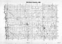 Index Map, Norman County 1987